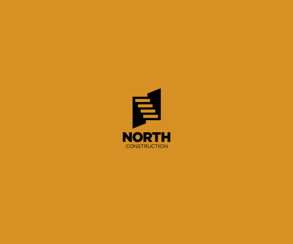 North Construction Logo For Free