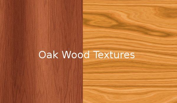 Oak Wood Textures