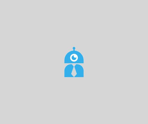 Office Robot Logo Design For Free
