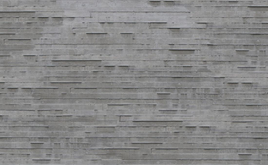 Old Concrete Texture with Displacements Planks