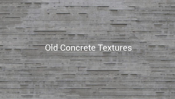 Old Concrete Textures