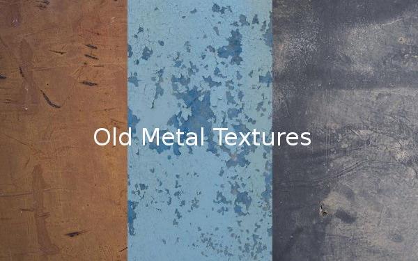 Old Metal Textures