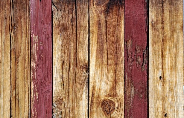 Old Wood Panel Background