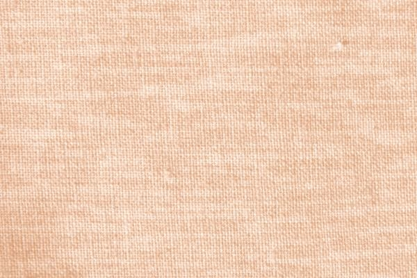 Peach Woven Fabric Close Up Texture