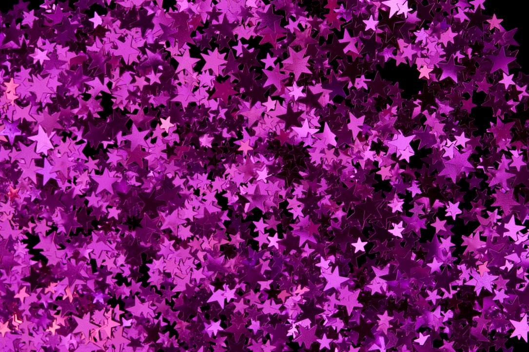 Pink and Purple Glitter Background