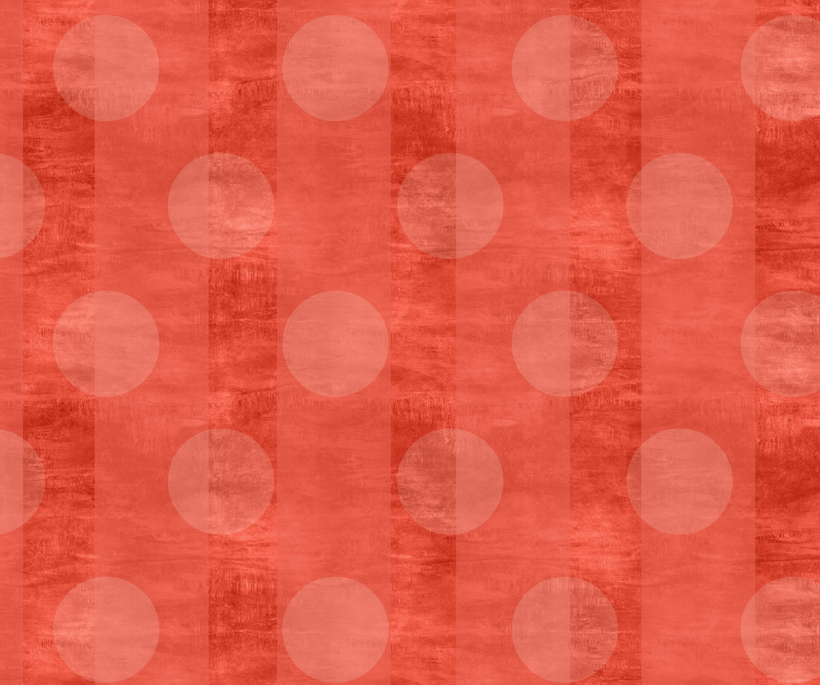 Polka Dots Vintage Red Background for Scrapbook