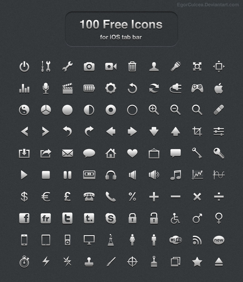Quality Mac Icons Free Download