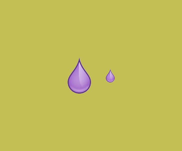 Rain Drop Logo Design For Free