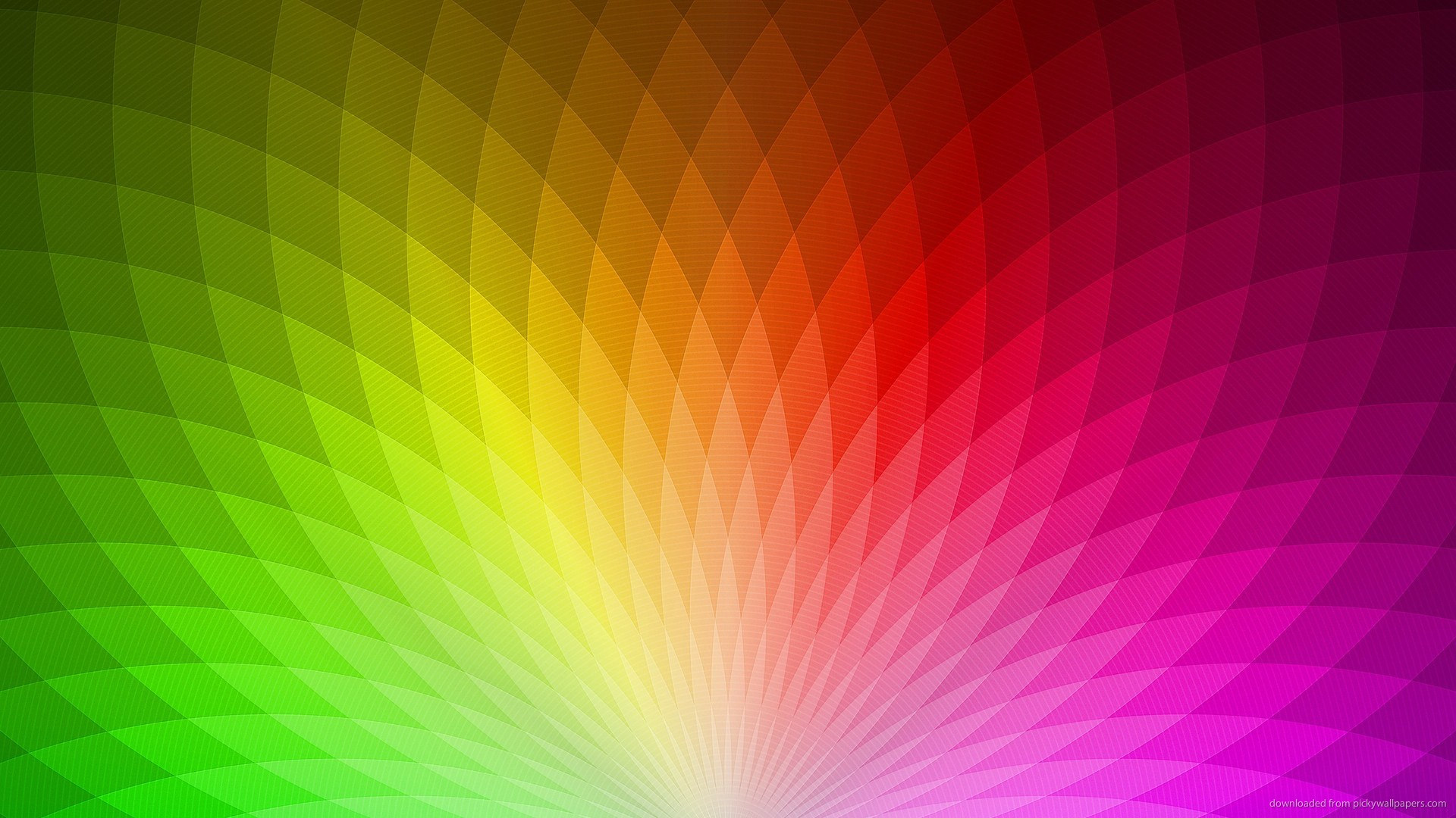 Rainbow Pattern For Free Download