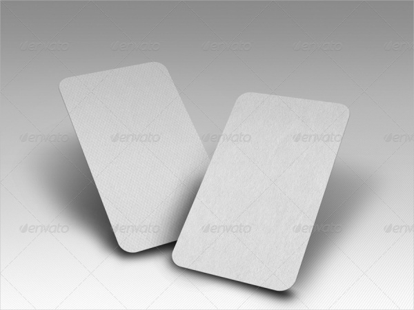Realistic Business Cardstock Texture