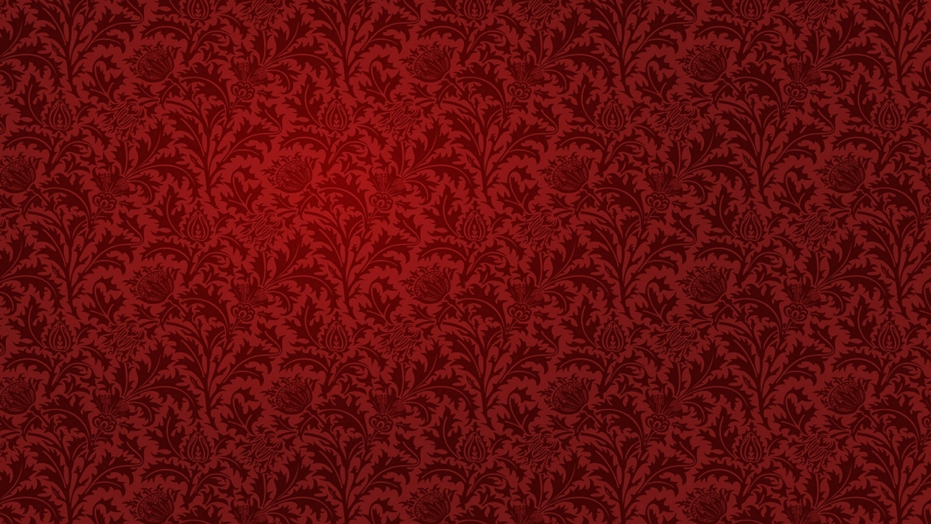 Red Pattern Background for Websites
