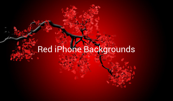 Red iPhone Backgrounds