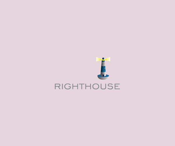 Right House Logo Design For Free