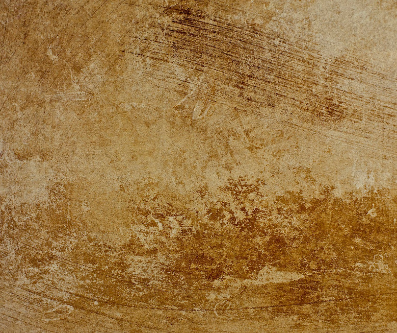 Rough Brown Concrete Swirl Textures