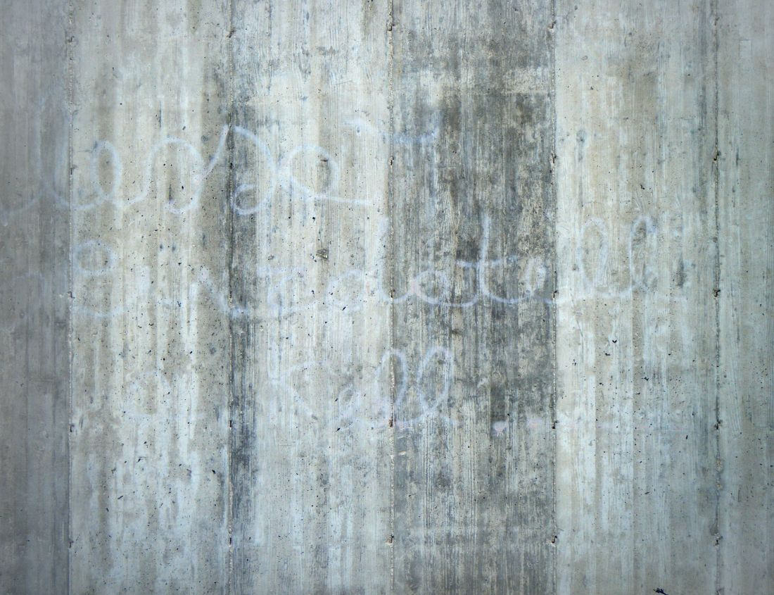 Rough Concrete Wall Murales Texturte