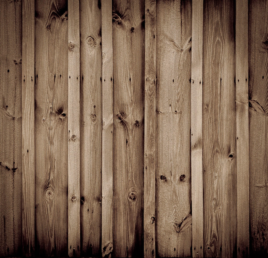 Rusted Wood Background