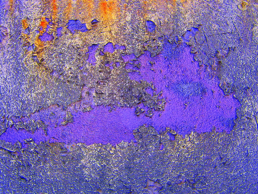 Rusty Violet Texture