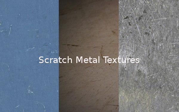 Scratch Metal Textures