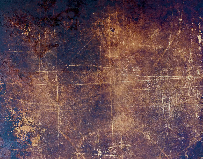 Scratched & Burned Rough Concrete Texture