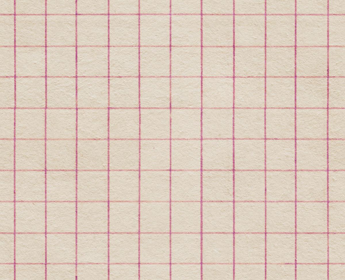 Seamless Graph Paper Texture