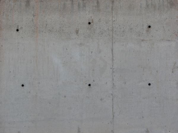 Seamless Smooth Concrete with Holes