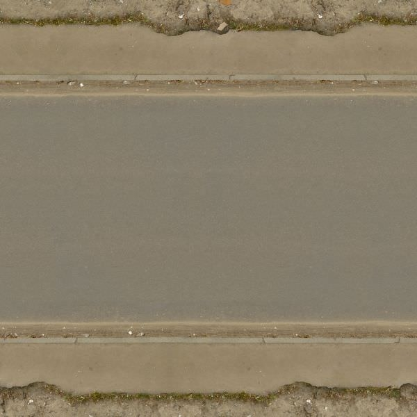 Seamless Smooth Road Texture