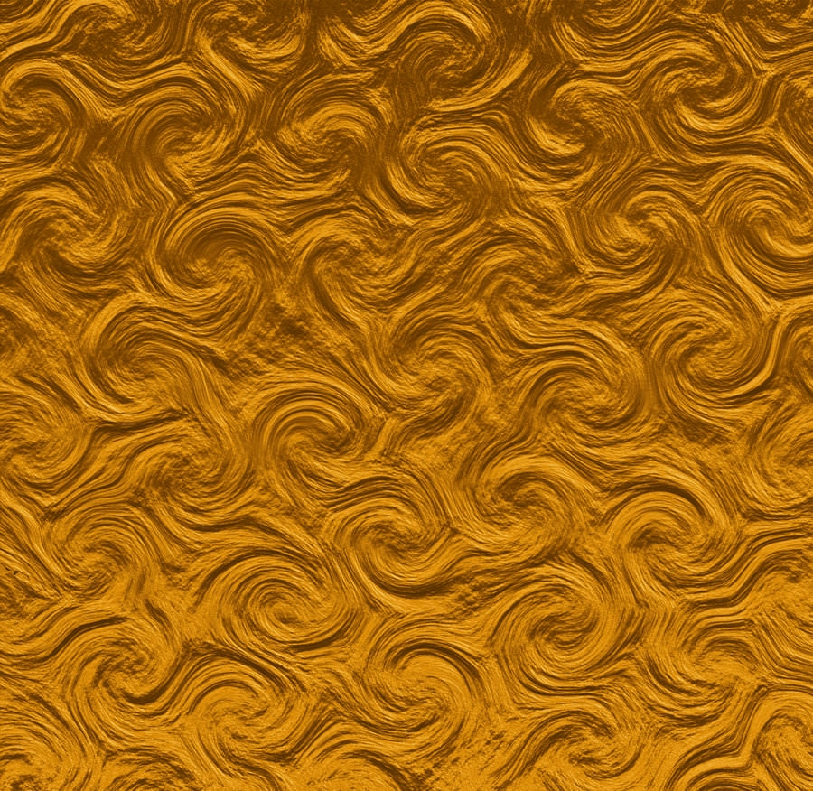 Seamless gold Leaf Texture