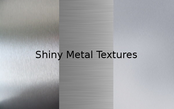 Shiny Metal Textures
