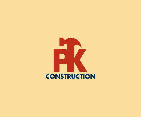 Simple Construction Logo For Free