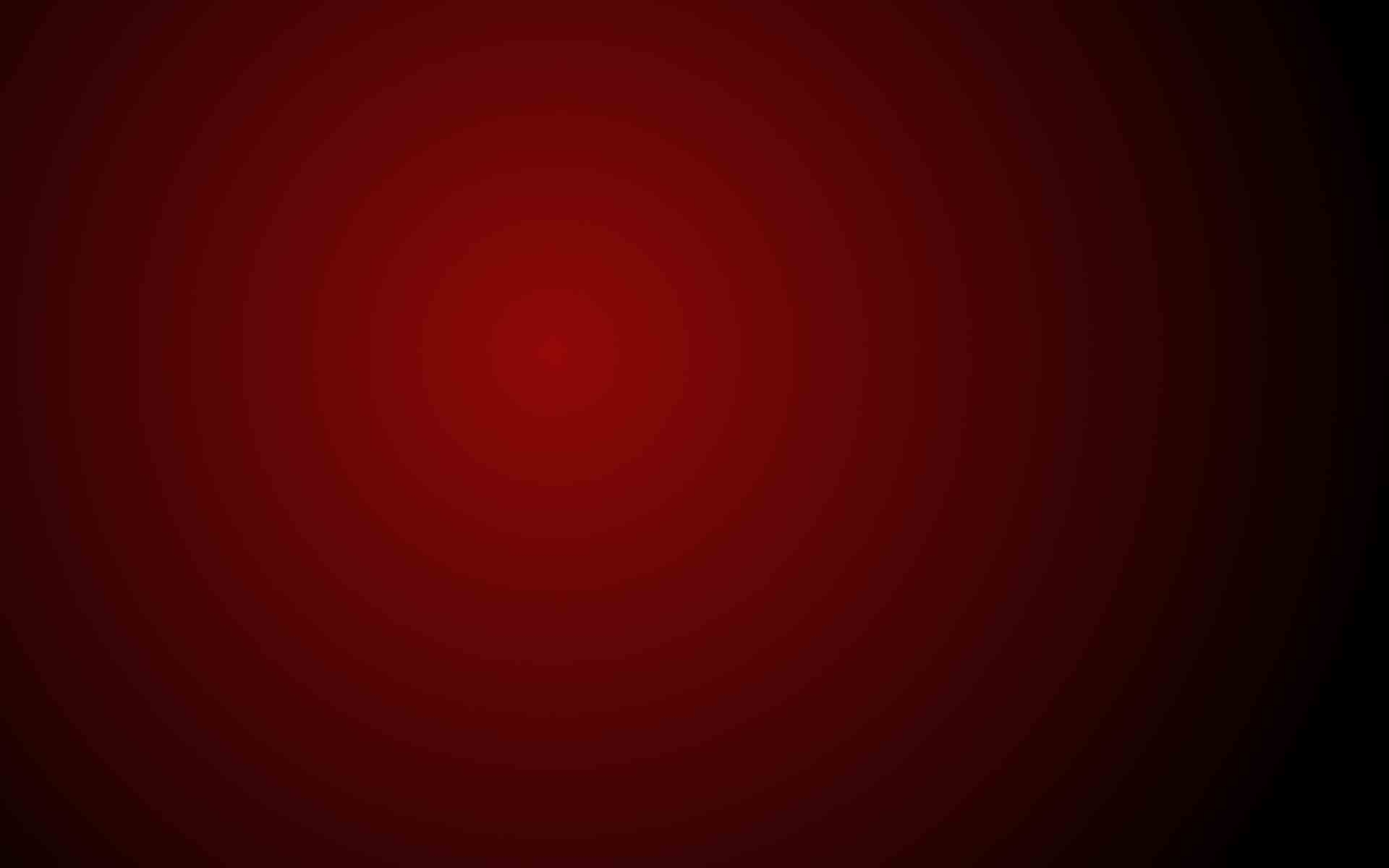 Simple Plain Red Background