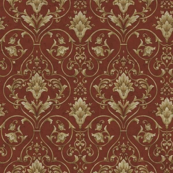 Simple Victorian Floral Background