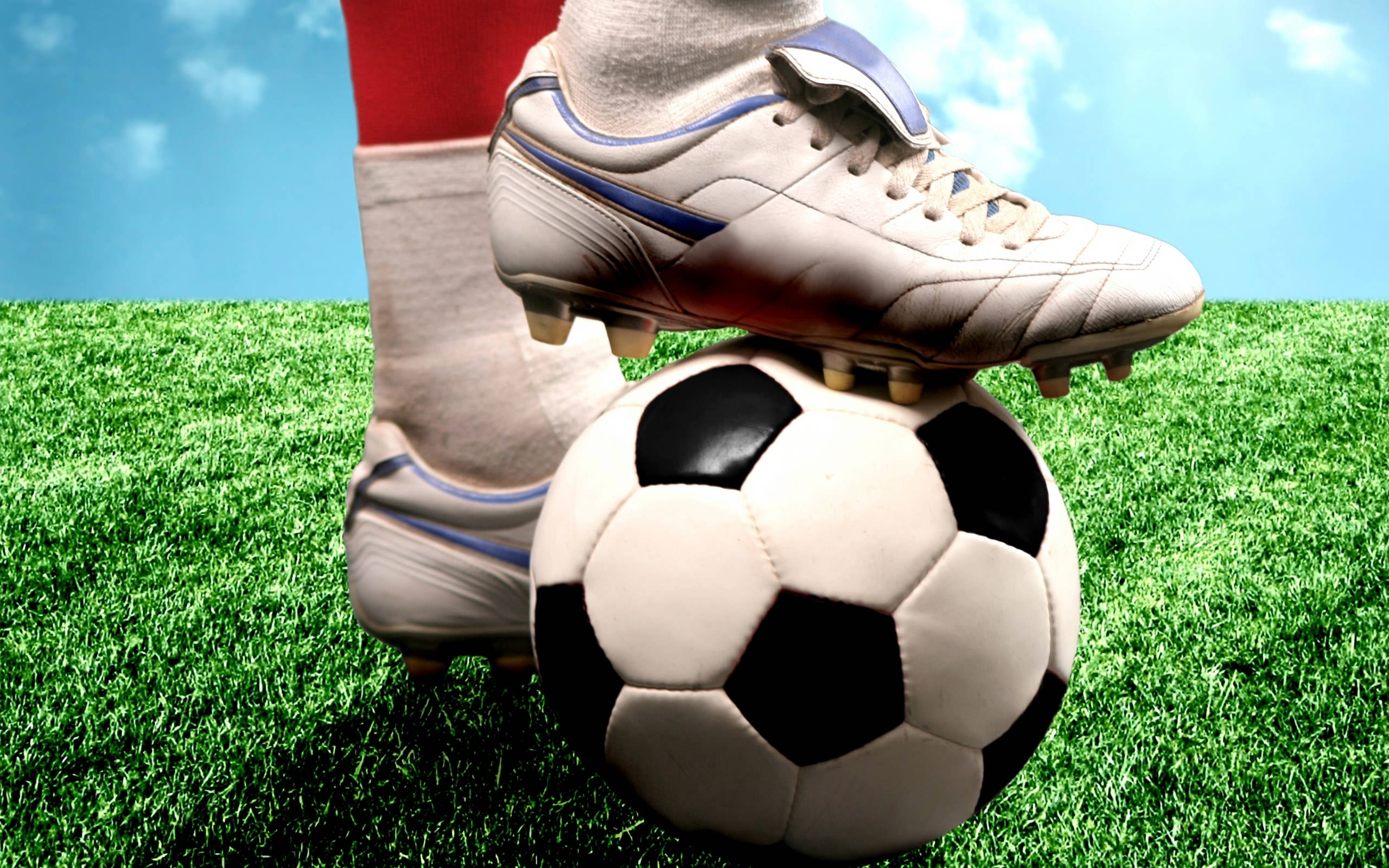Soccer Shoes Background For Free