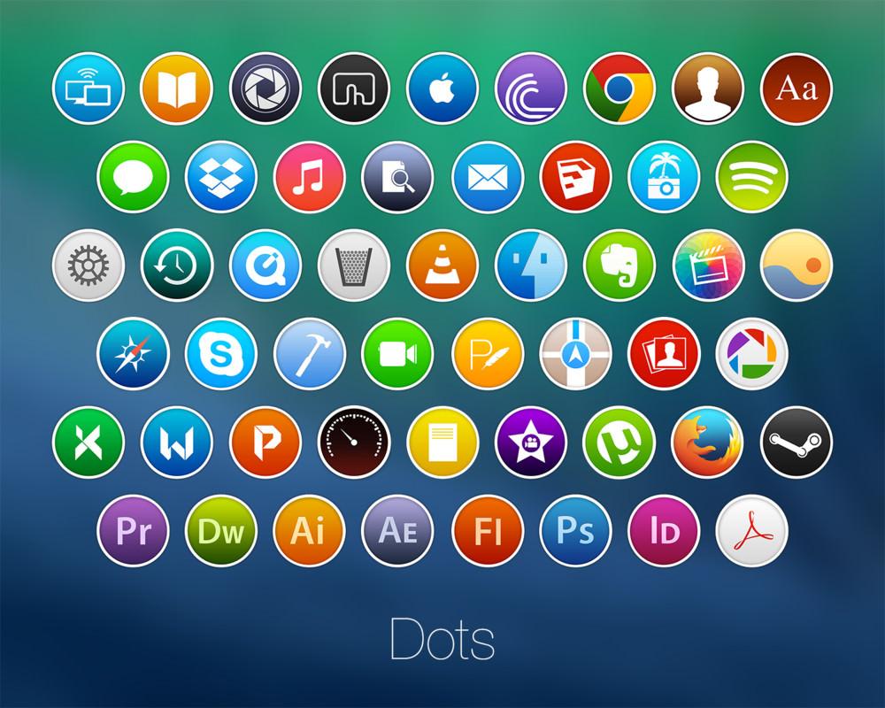 Stunning Free Mac Icons