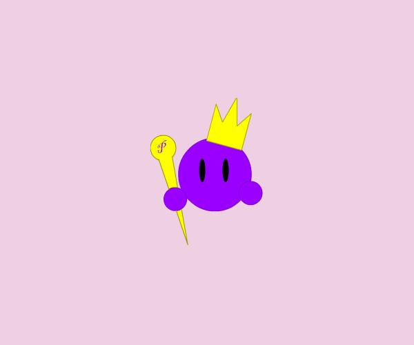 Stunning Purple Logo Design For Free