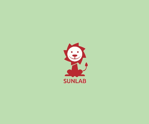 Sun Lab Logo Design For Free