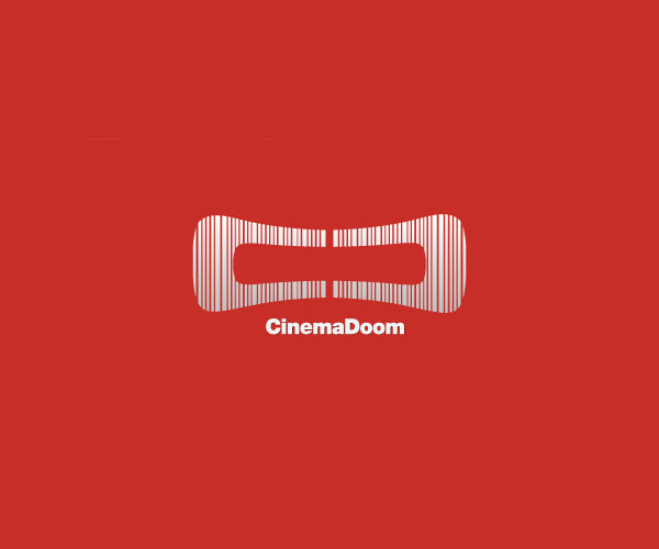 Symmetric Cinema Logo Design For Free