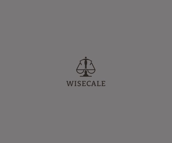 Symmetric Wisecale Logo Design For Free