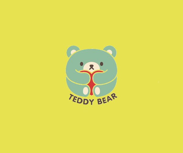 Teddy Bear Hospital Logo Design For Free