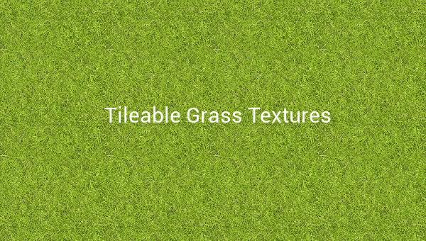 Tileable Grass Textures