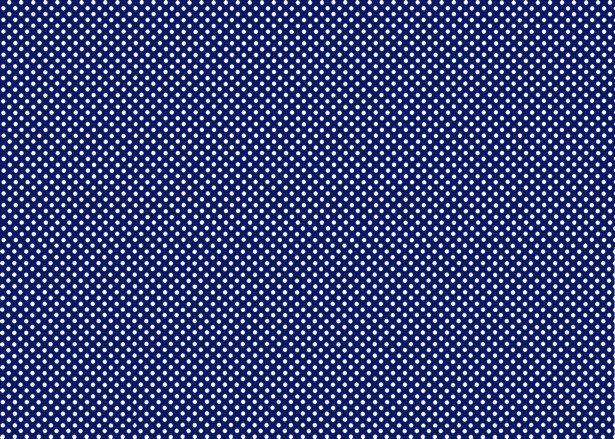 Tiny White Dots On Navy Blue Background