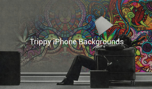 Trippy iPhone Backgrounds