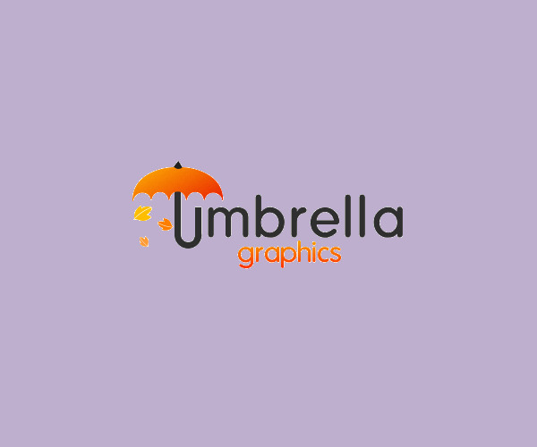 Umbrella Graphics Logo Design For Free