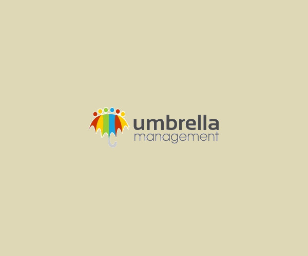 Umbrella Management Logo Design For Free