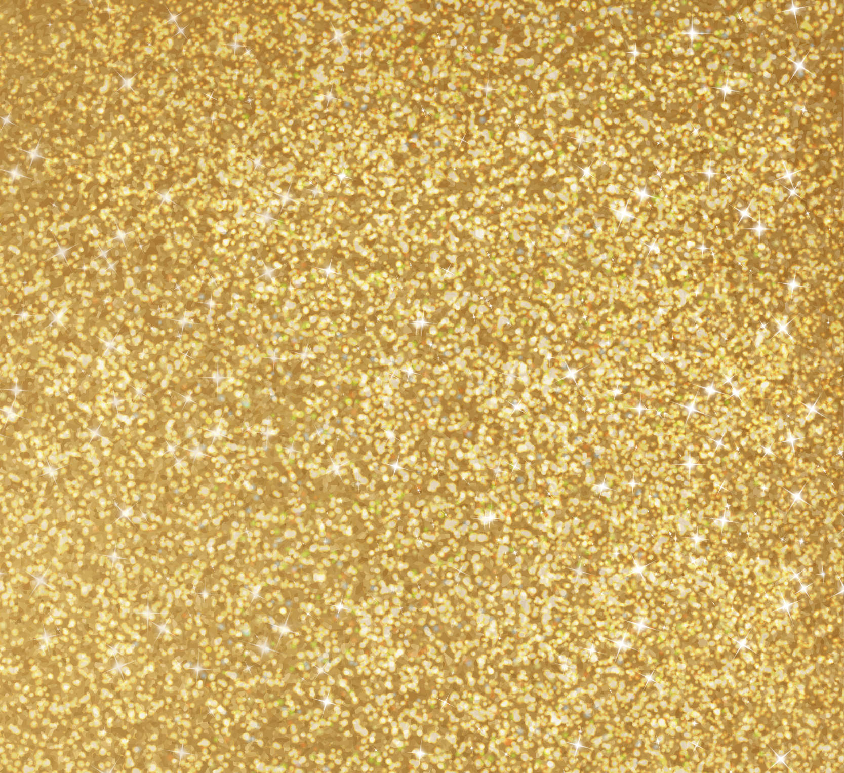 Vector Gold Glitter Backgrounds