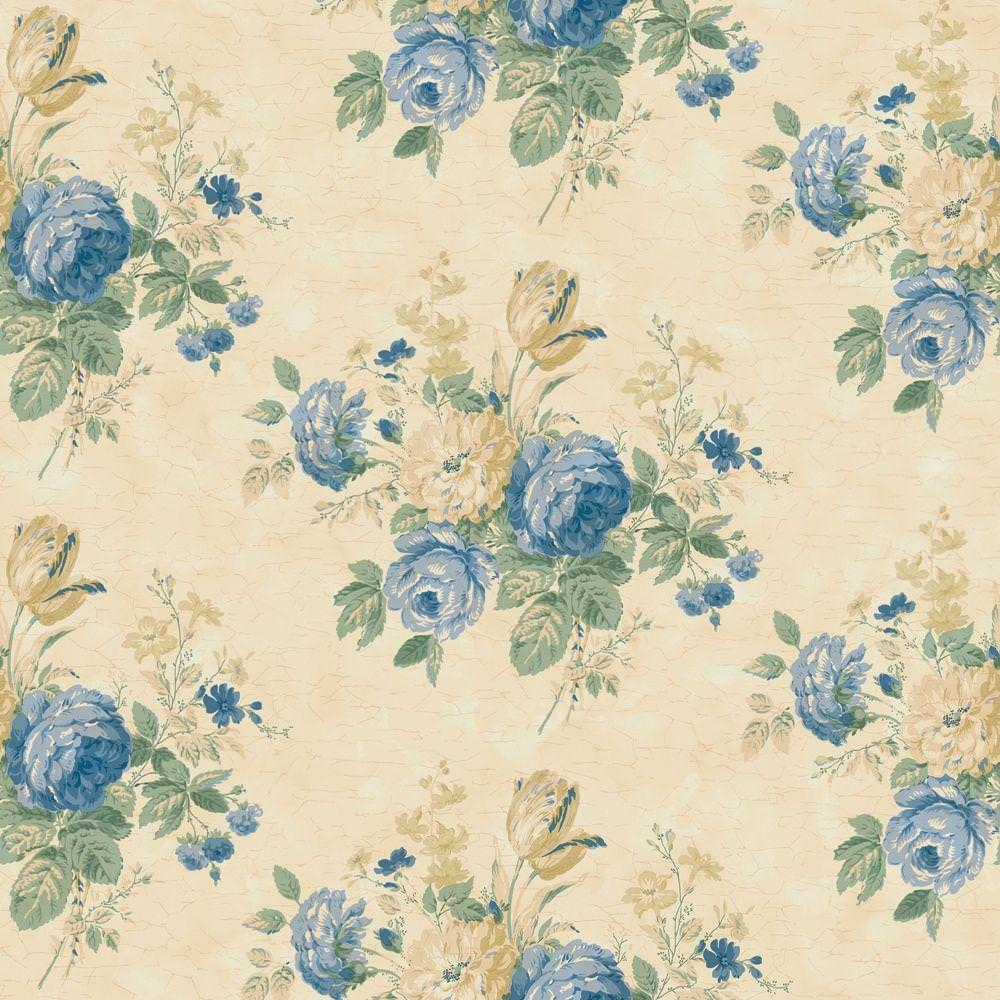 Victorian Flower Background