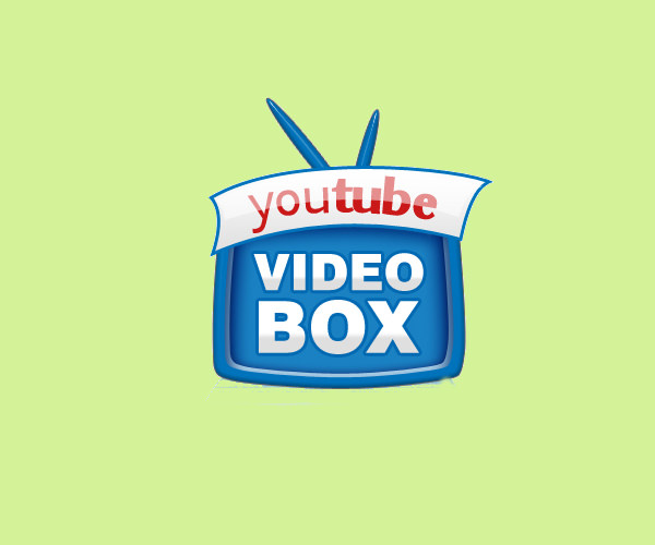 Video Box Logo For Free Download