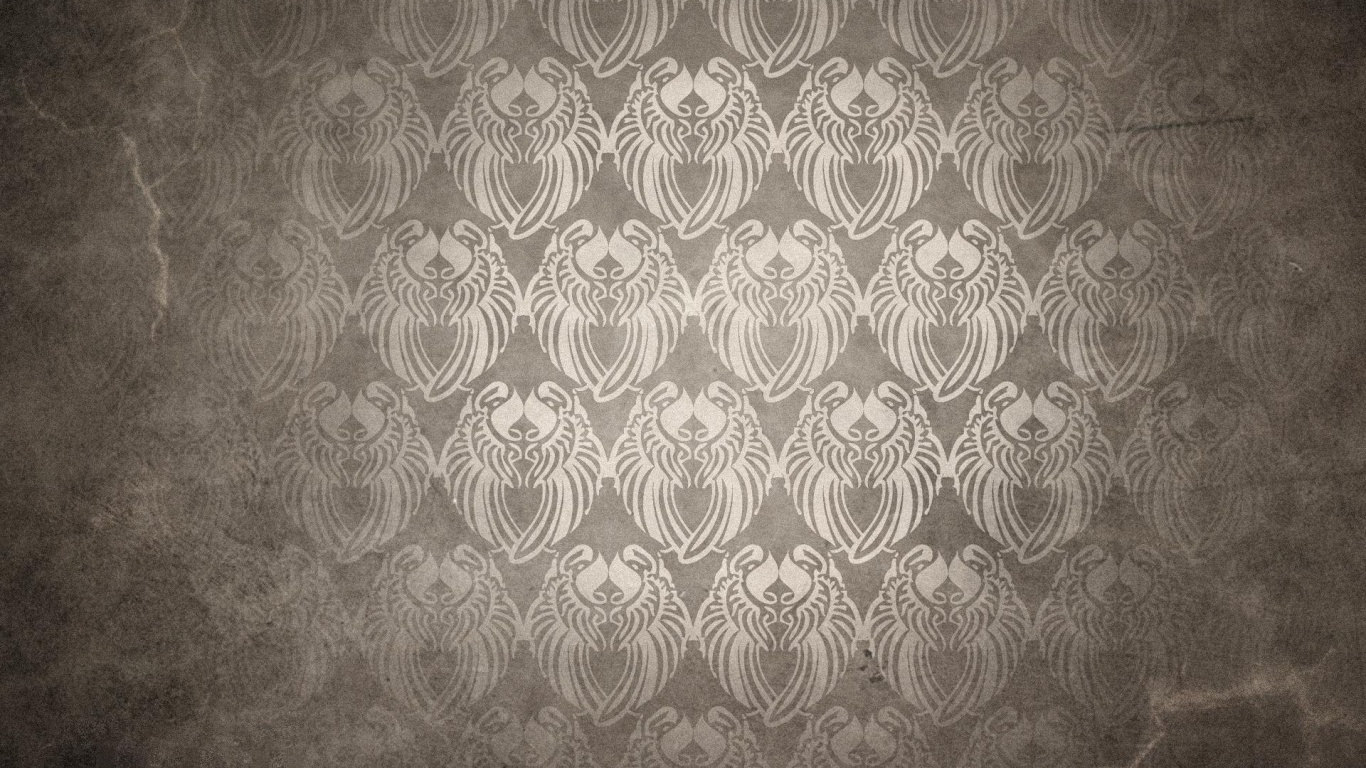 Vintage Gray Pattern For Free