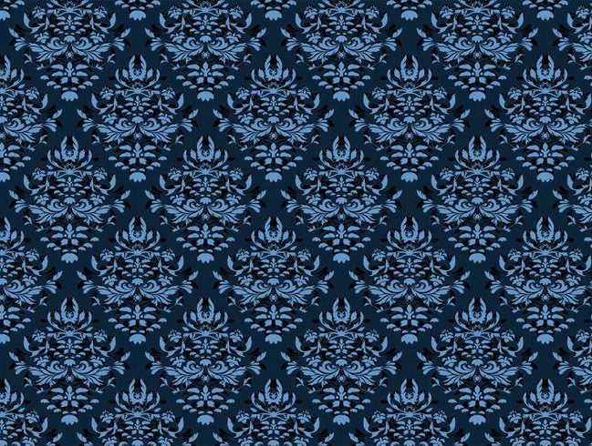 Vintage Interior Pattern For Download