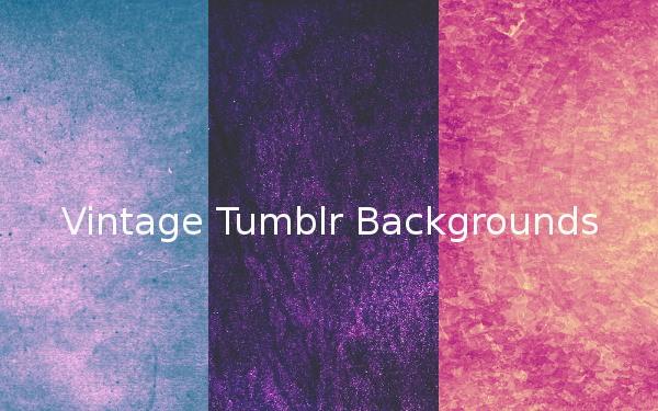 Vintage Tumblr Backgrounds