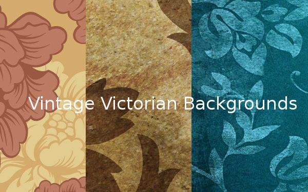 Vintage Victorian Backgrounds
